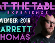 Review: At the Table Live Lecture Garrett Thomas