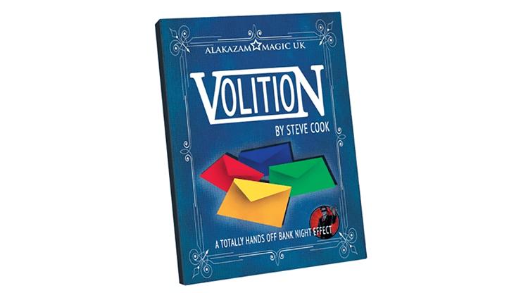 Volition by Steve Cook