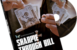 Review: Sharpie Through Bill by Alan Rorrison and SansMinds