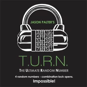 T.U.R.N. by Jason Palter