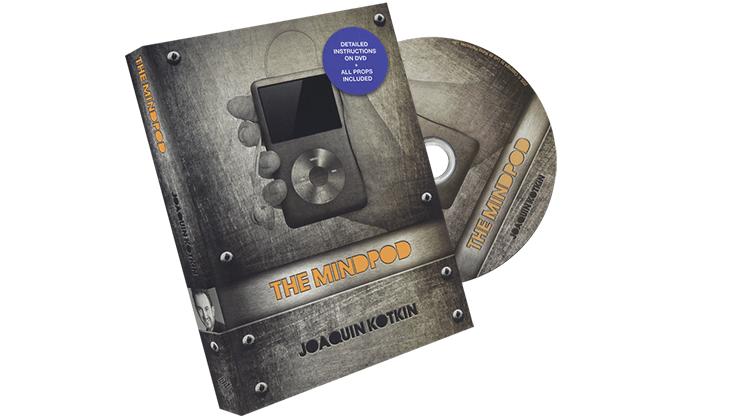 The Mindpod (DVD and Gimmick) by Joaquin Kotkin and Luis de Matos