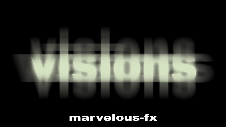 VISIONS by Matthew Wright