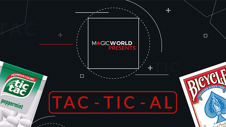 TACTICAL by Magicworld