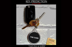 Review: Key Prediction by Richard Griffin