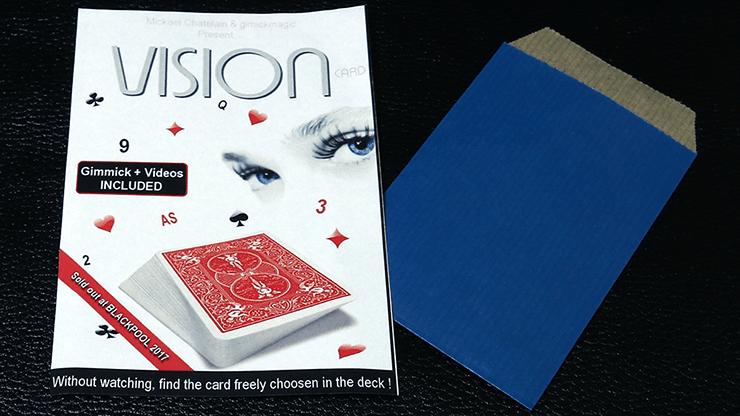 VISION by Mickael Chatelain