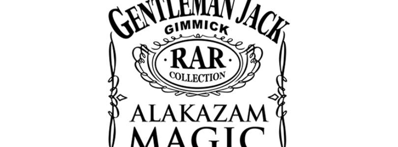 Review: The Gentleman Jack Gimmick by RAR