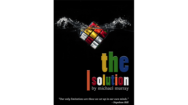 The Solution by Michael Murray - Book