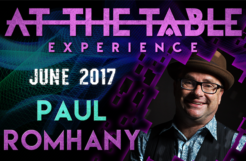 Review: At The Table Live Lecture Paul Romhany