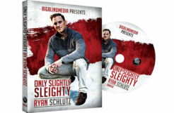 Review: Only Slightly Sleighty by Ryan Schlutz