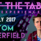 Review: At The Table Live Lecture Tom Elderfield