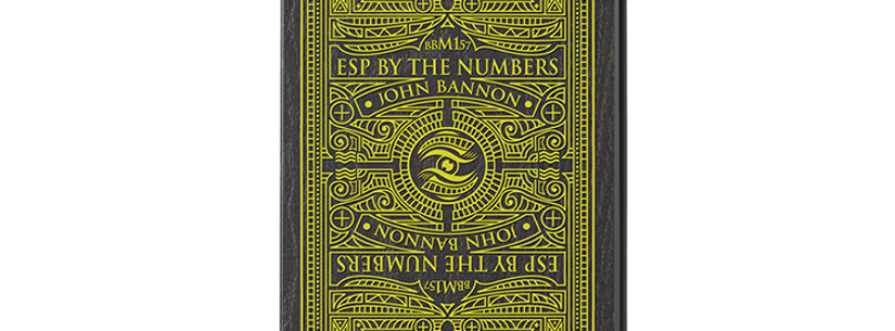 Review: ESP By The Numbers by John Bannon