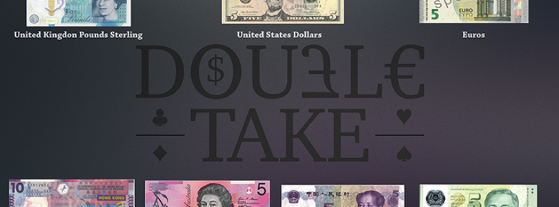 Review: Double Take by Jason Knowles