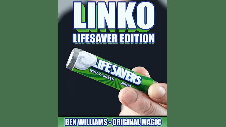 Linko (LifeSavers) by Ben Williams