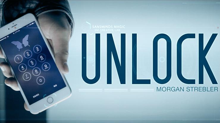 Unlock by Morgan Strebler