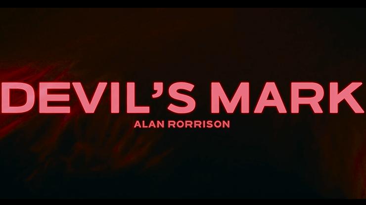 Devil's Mark by Alan Rorrison