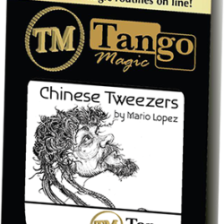 Review: Chinese Tweezers by Mario Lopez and Tango Magic