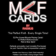 Review: MCF Cards by Rasmus